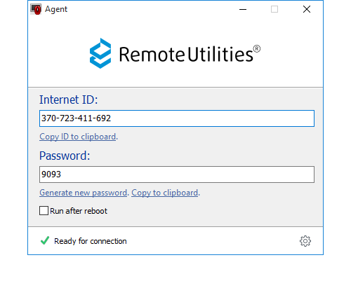 Remote Utilities for Windows | Remote Utilities