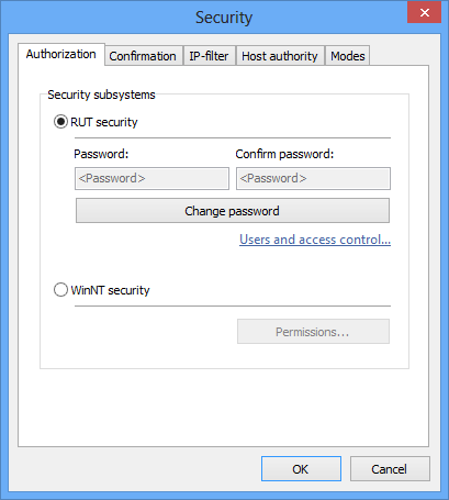 New remote user. Separate passwords? - Thu, 13 Nov 2014 01:49:11 GMT