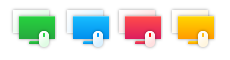 Remote Utilities Icons