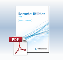 Remote Utilities Product Brochure